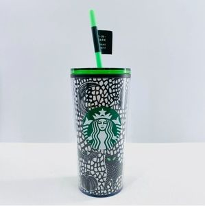 Starbucks 2020 Glow In the Dark Halloween Tumbler